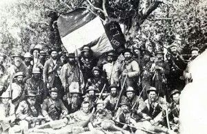 General Botha at the Battle of Colenso on 15th December 1899