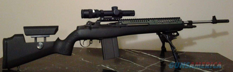 McMillan M3A for M1A Fiberglass Stock - Adjustable | Rifles/Shotguns