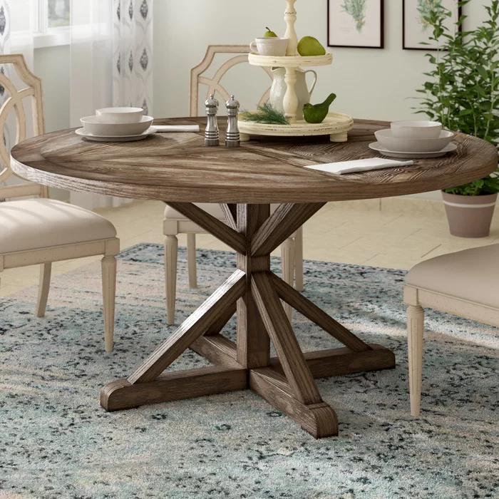 Havana Pine Solid Wood Dining Table Dining Table Wood Dining Table Solid Wood Dining Table