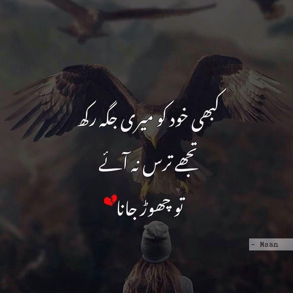 👉🏻👍🏼💯✔️ | SehrMahek/imissyu | Urdu poetry, Urdu