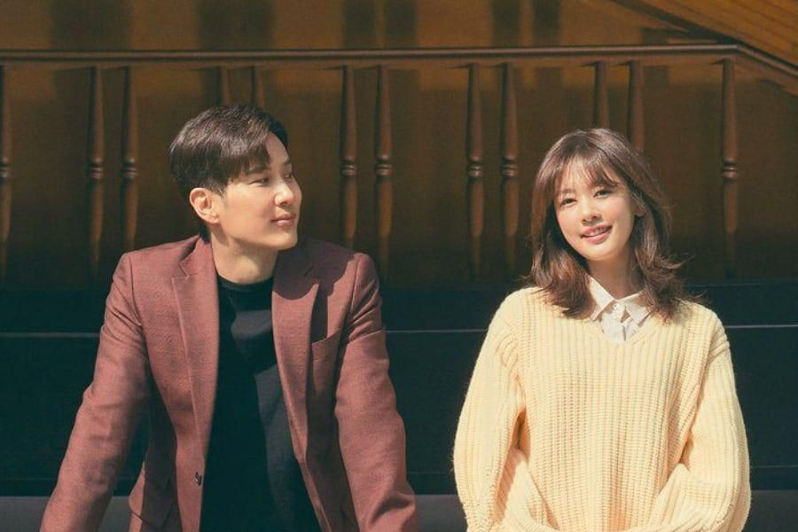 Kim Ji Suk And Jung So Min's Upcoming Drama Reveals Premiere Date And Poster
