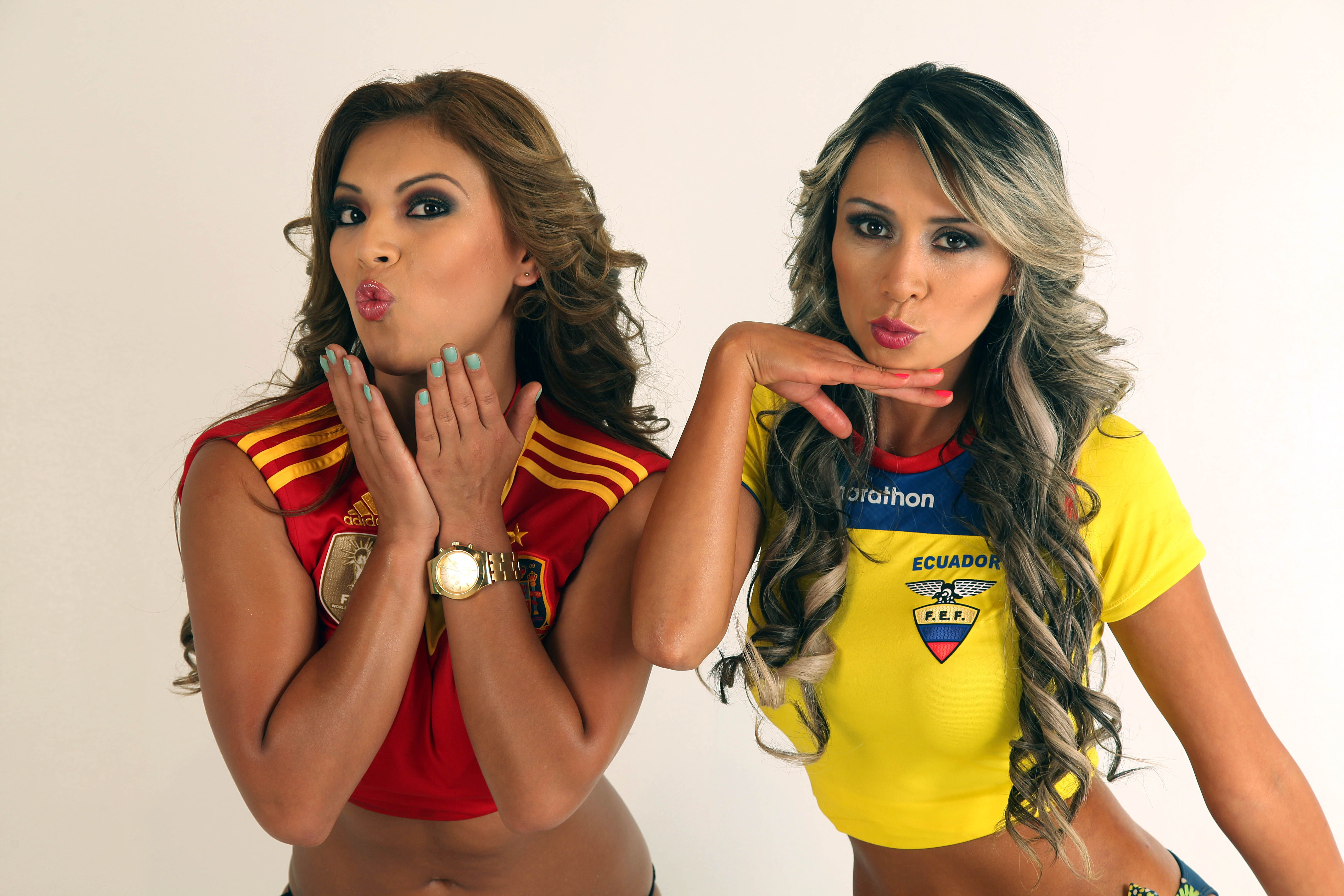 Ecuador babes