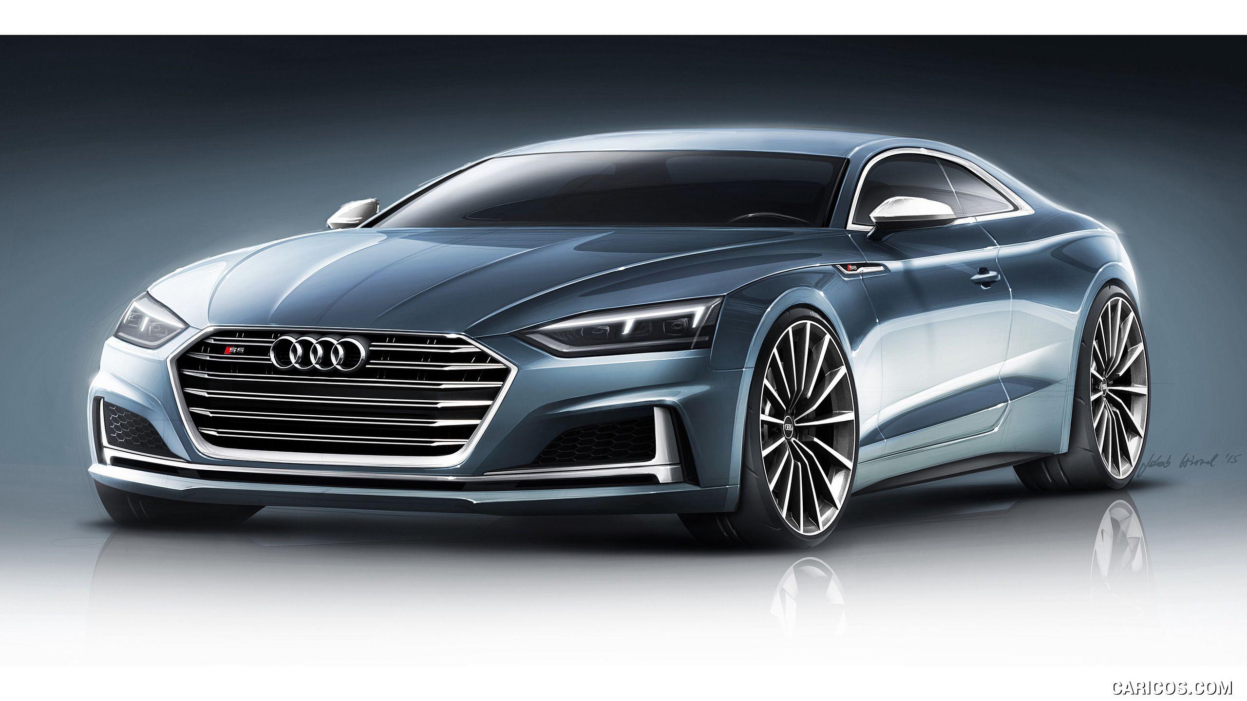 2018 Audi S5 Coupe Wallpaper Automotive Design Audi S5 Concept