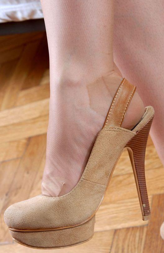 Rht Stocking Feet 46