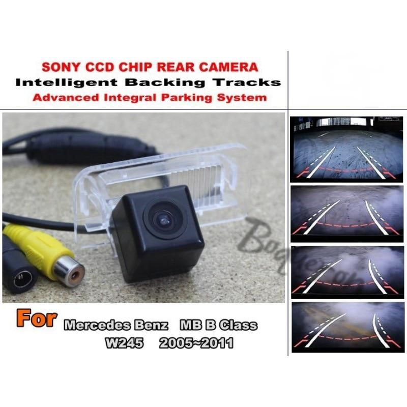 For Mercedes Benz Mb B Class W245 Car Intelligent Parking Tracks
