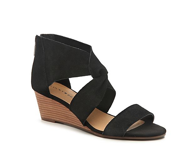 f206678a02 Women Jamain Wedge Sandal -Black | Products | Shoes, Wedge sandals ...