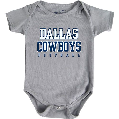Dallas Cowboys Baby Clothes Fascinating Dallas Cowboys Baby Clothes  Dallas Cowboys Infant Practice Tee Inspiration Design