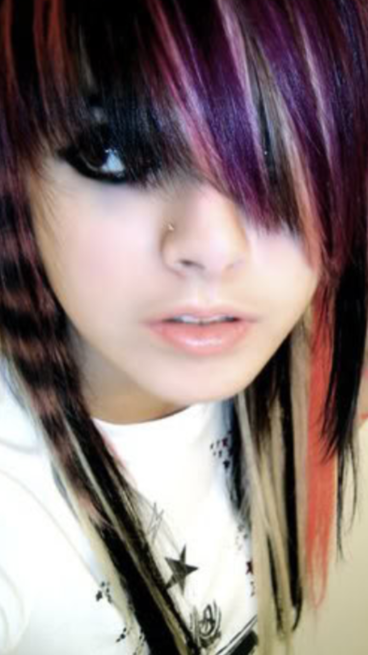 Pin by ofmiceandemilyx on emo hair pinterest emo emo hair and