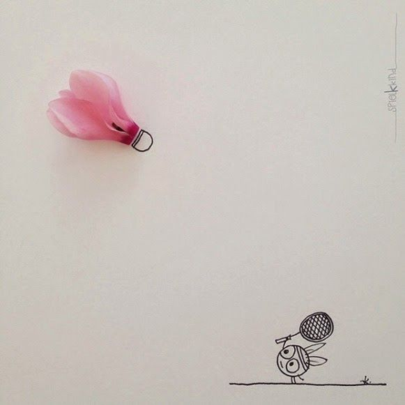 Ilustraciones divertidas para hacer con niños