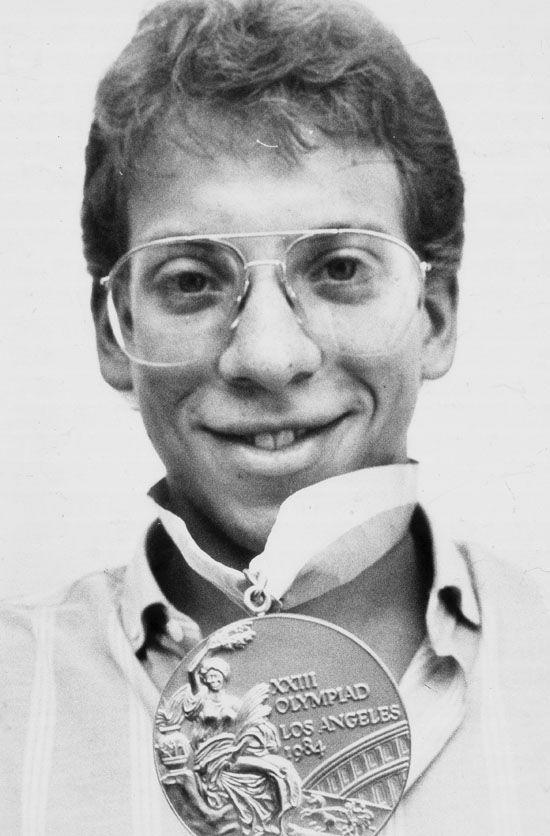 Rafael Vidal Nadador Venezolano Comentarista Deportivo Y Medalla De Bronce En La Competencia De 200 Mt Mariposa De Natacion Venezuela World American Classics