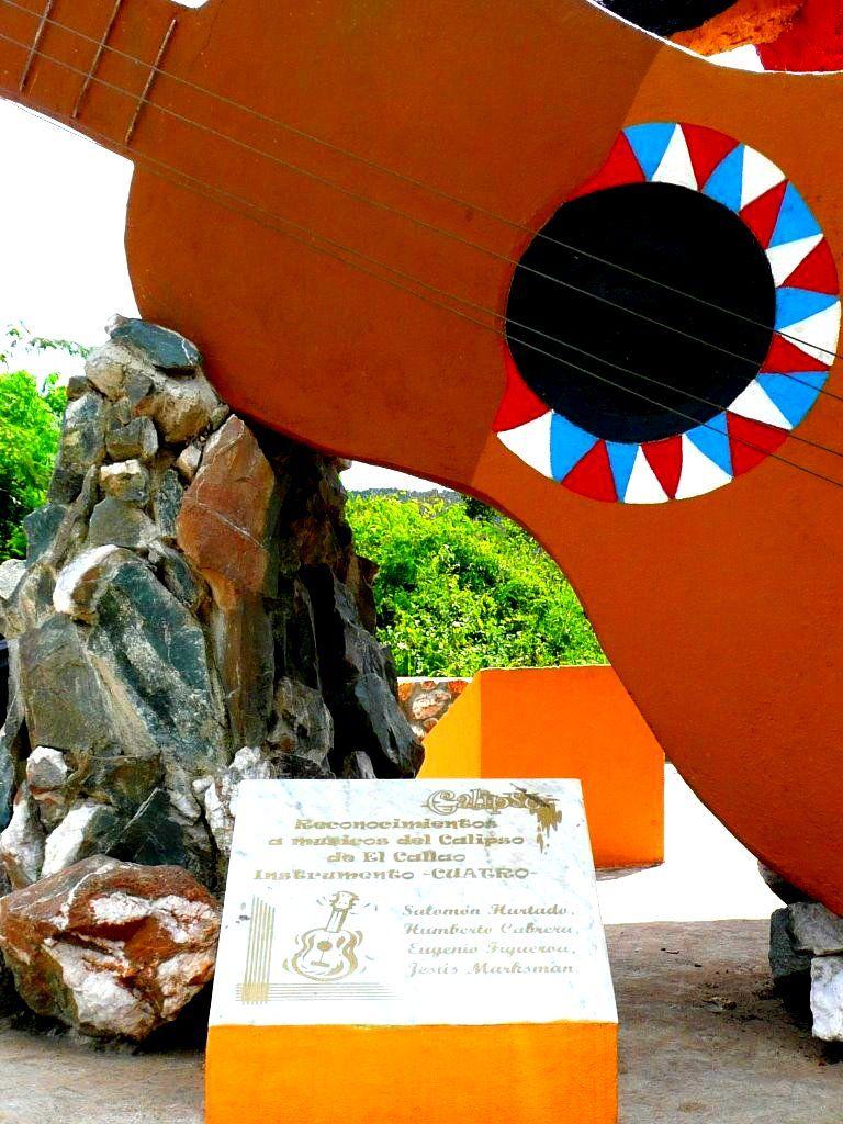 Reconocimiento a músicos de calipso de El Callao, estado Bolívar, Venezuela