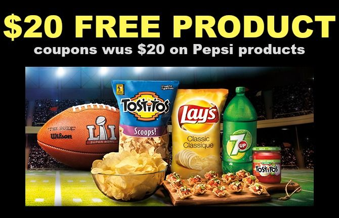 Pepsi Canada Promotion Get 20 In Free Product Coupons By Mail From Pepsico Free Stuff Canada Canadian Free Stuff Freebies By Mail
