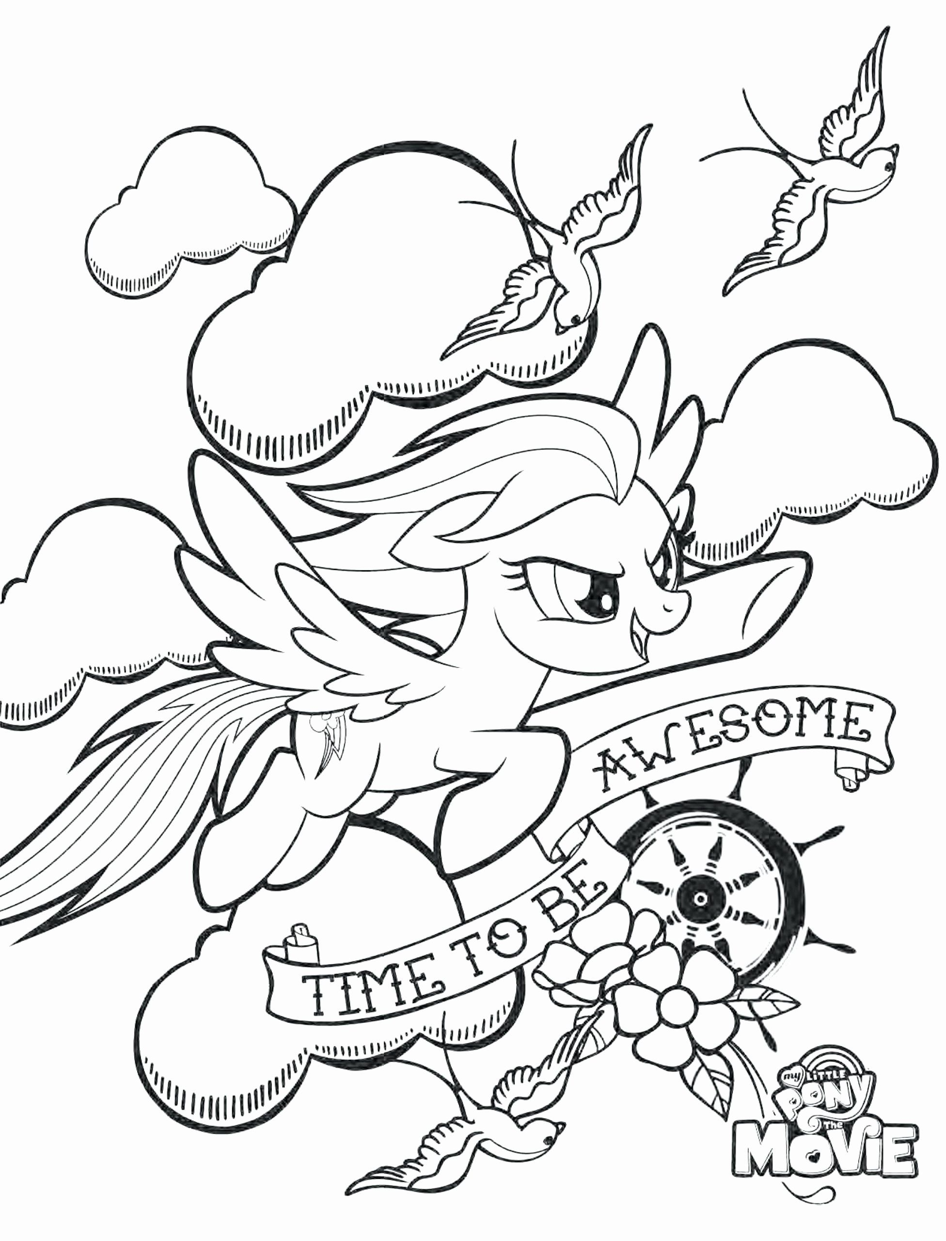 My Little Pony Coloring Pages Printable New 25 Most Beautiful Pony Coloring Pages Pinkie In 2020 My Little Pony Coloring Unicorn Coloring Pages Mermaid Coloring Pages