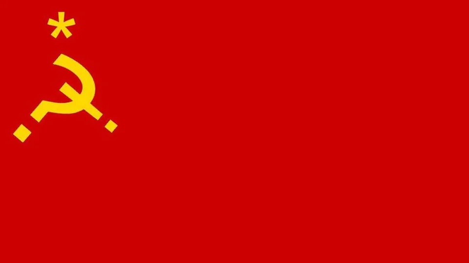 Pin By John Lewis On Flags Ussr Flag Flags Of The World Alternate History