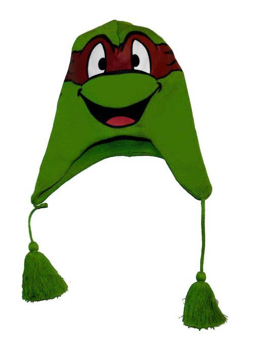 Teenage Mutant Ninja Turtles Laplander TMNT Raphael | Cool Hat and ...