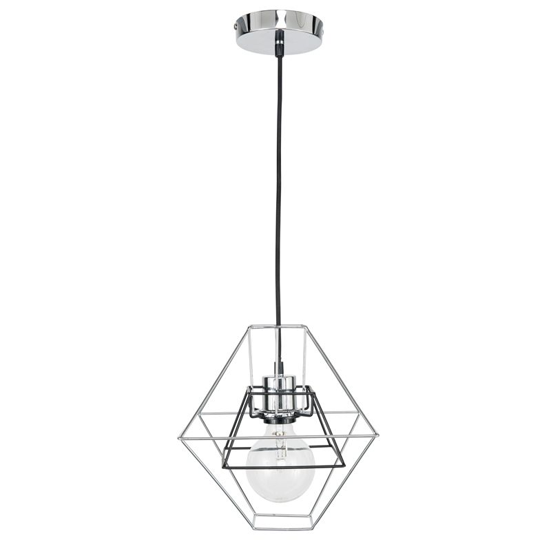 Find Brilliant Lighting Chime Pendant Light - Chrome / Black at Bunnings Warehouse. Visit your  sc 1 st  Pinterest & Find Brilliant Lighting Chime Pendant Light - Chrome / Black at ...
