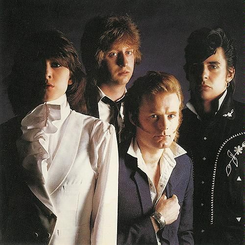 The Pretenders – I'll Stand by You (single cover art)
