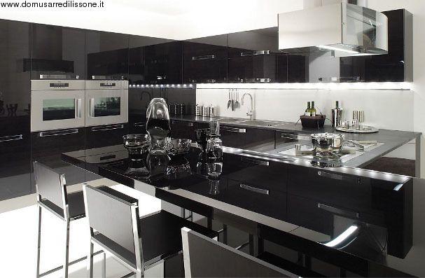 modello Extra lucido Veneta cucine   Arredamento Cucina ...