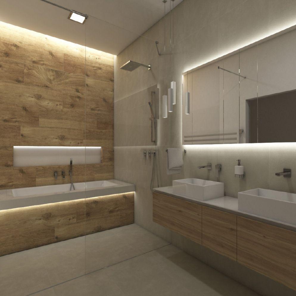 Perfekt Badezimmer Modernes Design