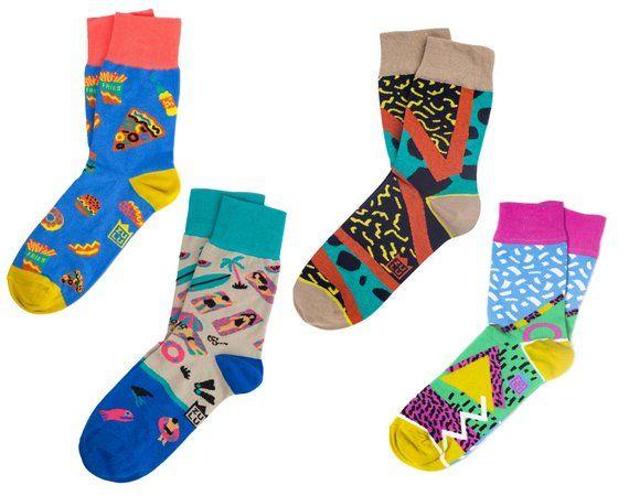 d1d83b8dae7af BUNDLE - Funky Socks, Colourful socks for gift, Socks Gift, Designer Socks