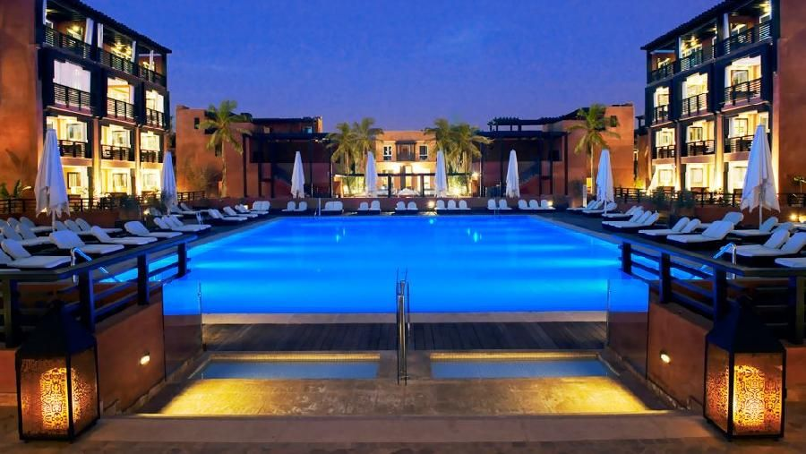 Viatum En Marruecos  Hotel Et Riads Naoura Barriere  Four