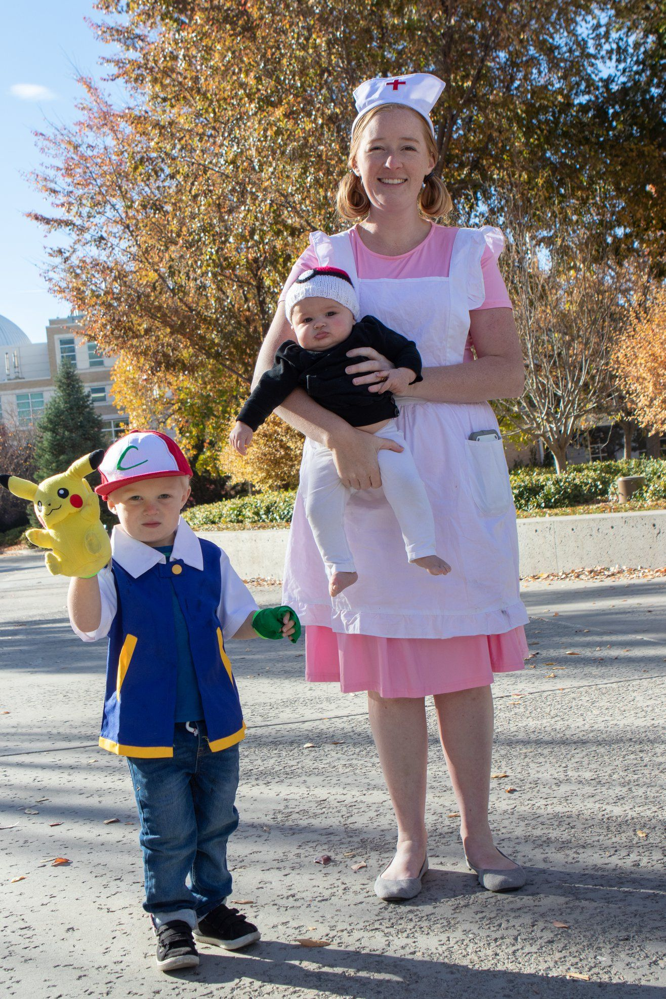 The Daily Universe Halloween Costume Contest 2020 Pokemon family costume | Costume contest, Family costumes