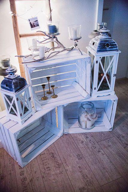 Natürlich möchten wir euch auch die vielen Einsatzmöglichkeiten unserer Kisten zeigen. Wie wäre es in dieser Weise?  #holzkisten #woodbox #diy #obstkiste #furniture #selbermachen #teramcio_garten #teramico