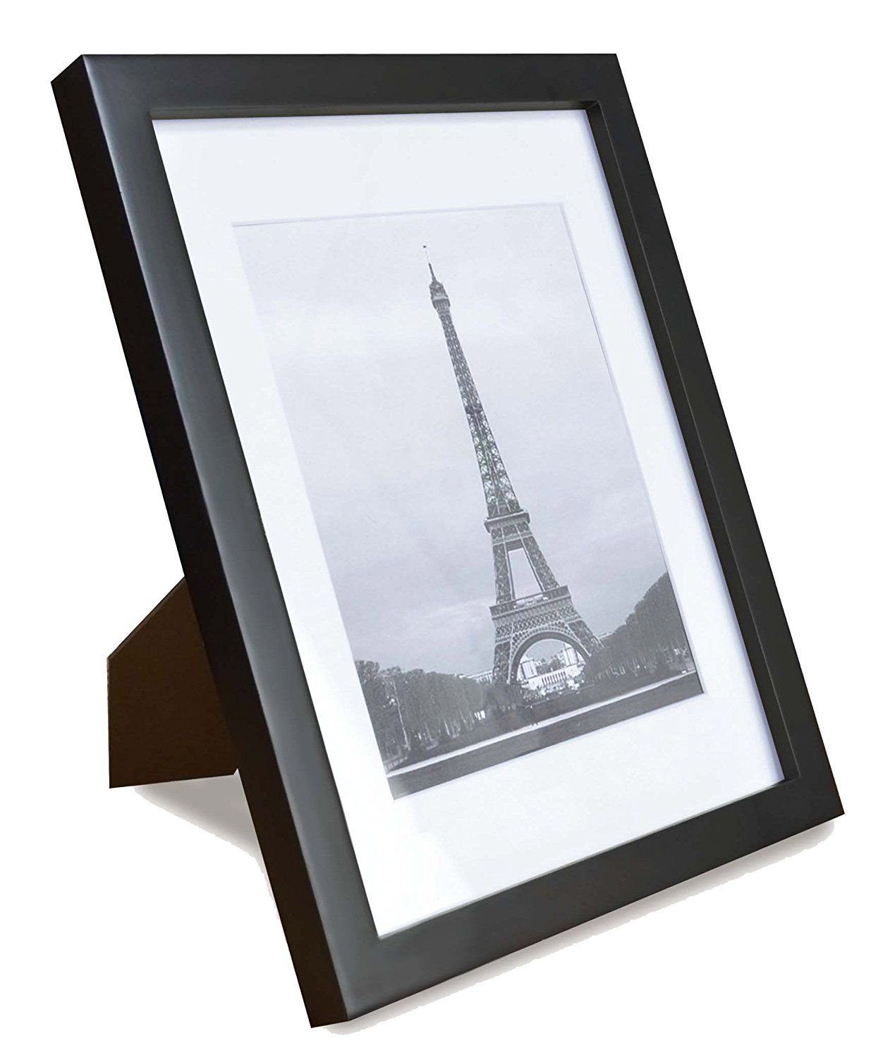 Solid Wood A3 Frame Glass Front With Picture Mat For A4 Photo