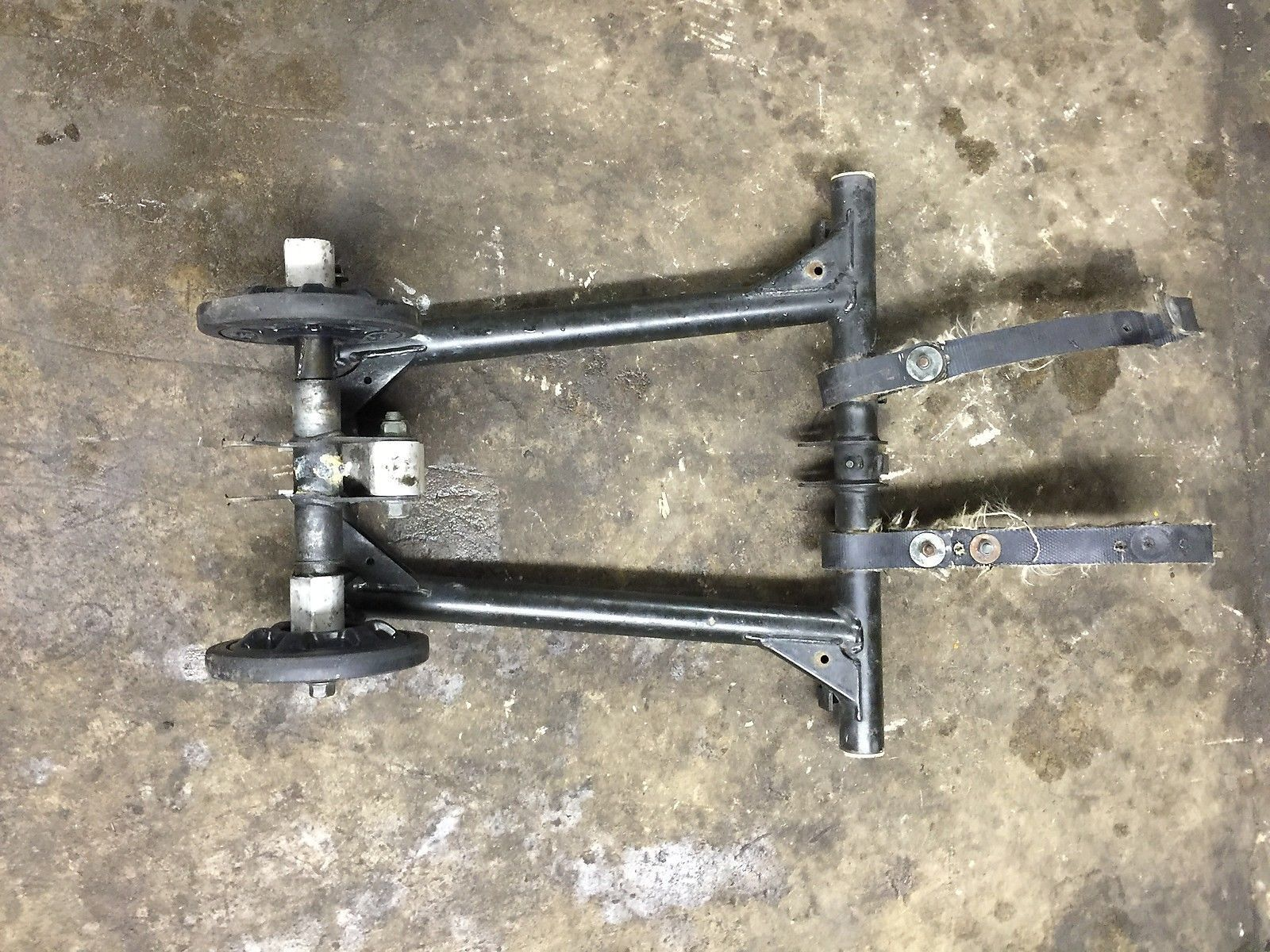 Yamaha apex attak rage nytro vector rx1 06 07 08 09 10 GT RTX pivot arm torque