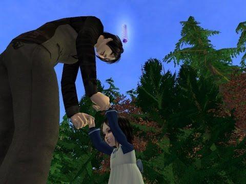 Los primeros pasos de la pequeña ama (kuroshitsuji yaoi/mpreg, sims 2 ve...
