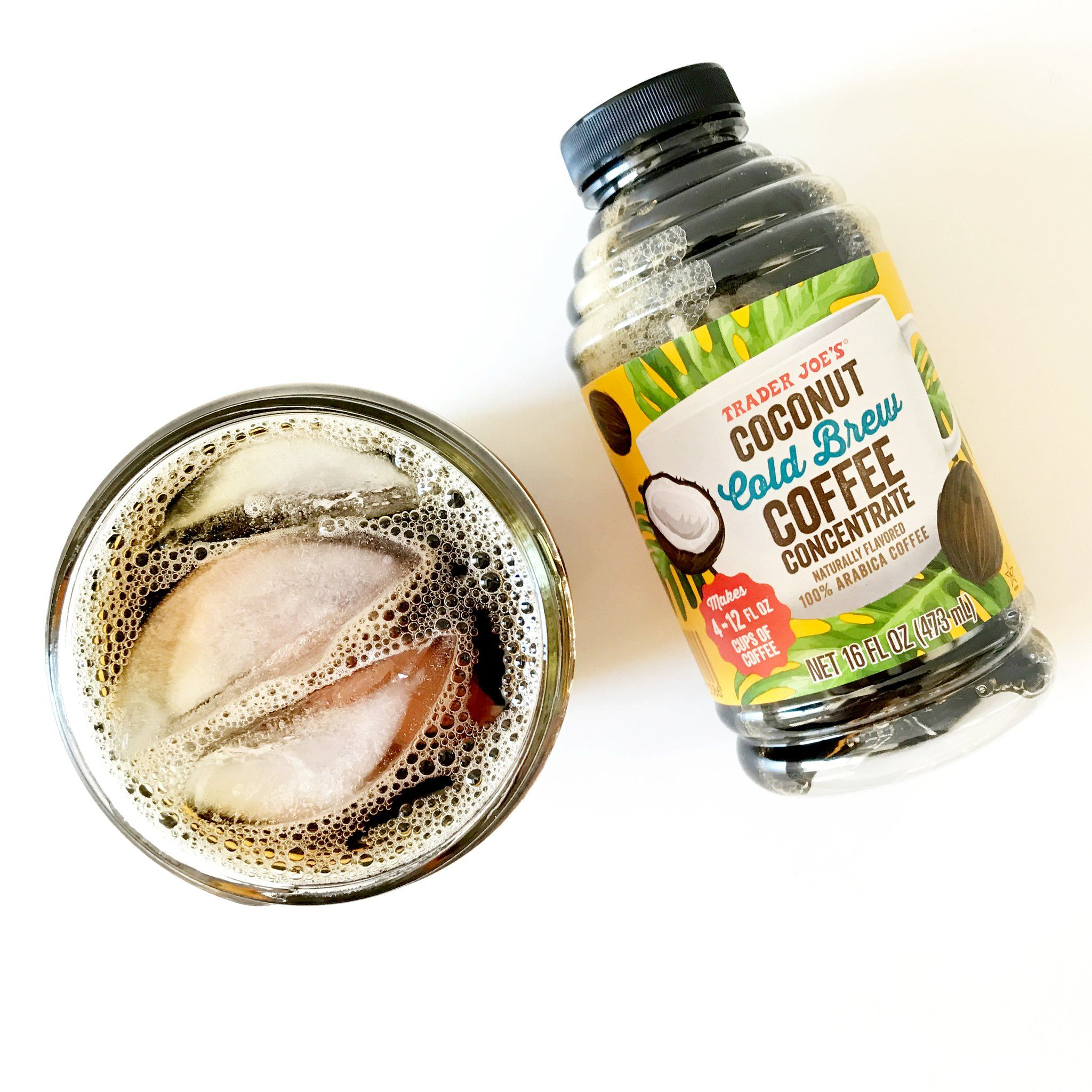 Do Yourself A Favor, And Pick Up Trader Joe's Coconut Cold