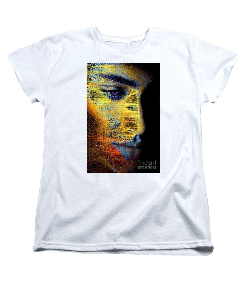 Women's T-Shirt (Standard Cut) - Mistery