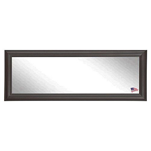 Rayne Mirrors DV032S American Made Brazilian Double Vanity Wall Mirror Dark Walnut *** Details can be found by clicking on the image.