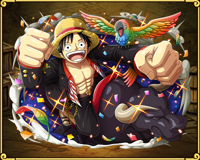 Monkey D Luffy A Pirate Who Lives By His Code One Piece Treasure Cruise Wiki Fandom Powered By Wikia ว นพ ซ แฟนพ นธ แท เง น