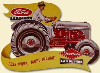 Old ford on the farm pinterest ford tractor and ads old ford fandeluxe Gallery