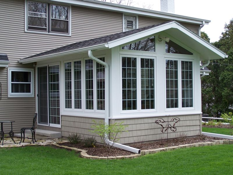 Superior 4 Season Sunrooms #4: Three Season / Four Season Sunrooms U0026 Patios | Hometown Building