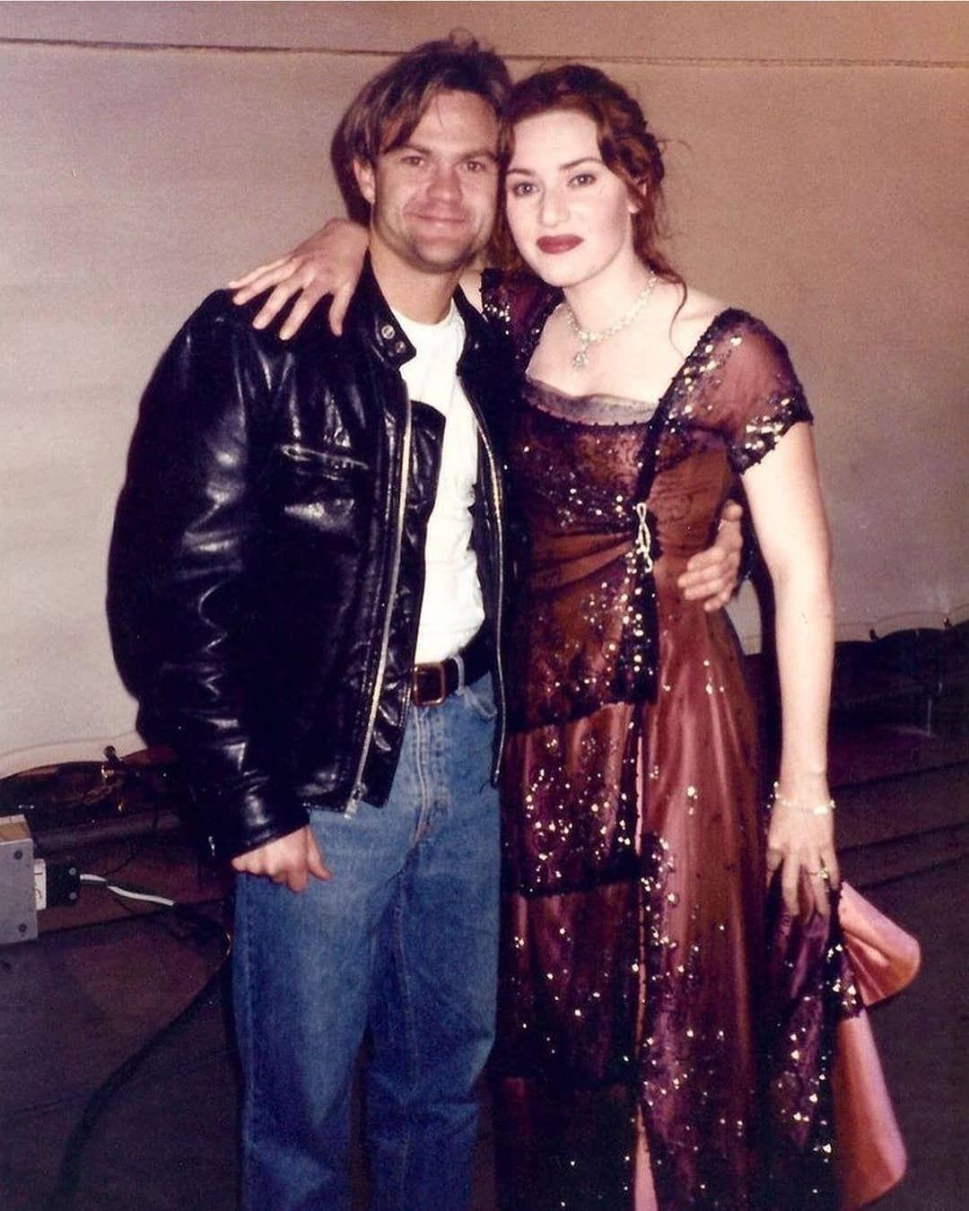 Kate Winslet And Leonardo Dicaprio S Stunt Double Behind The Scenes Of Titanic Follow Filmsforyears For More Kate Winslet Titanic Leo And Kate