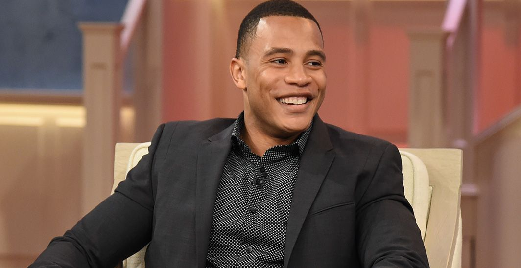 Trai Byers guest on Meredith Vieira show 2-25-15