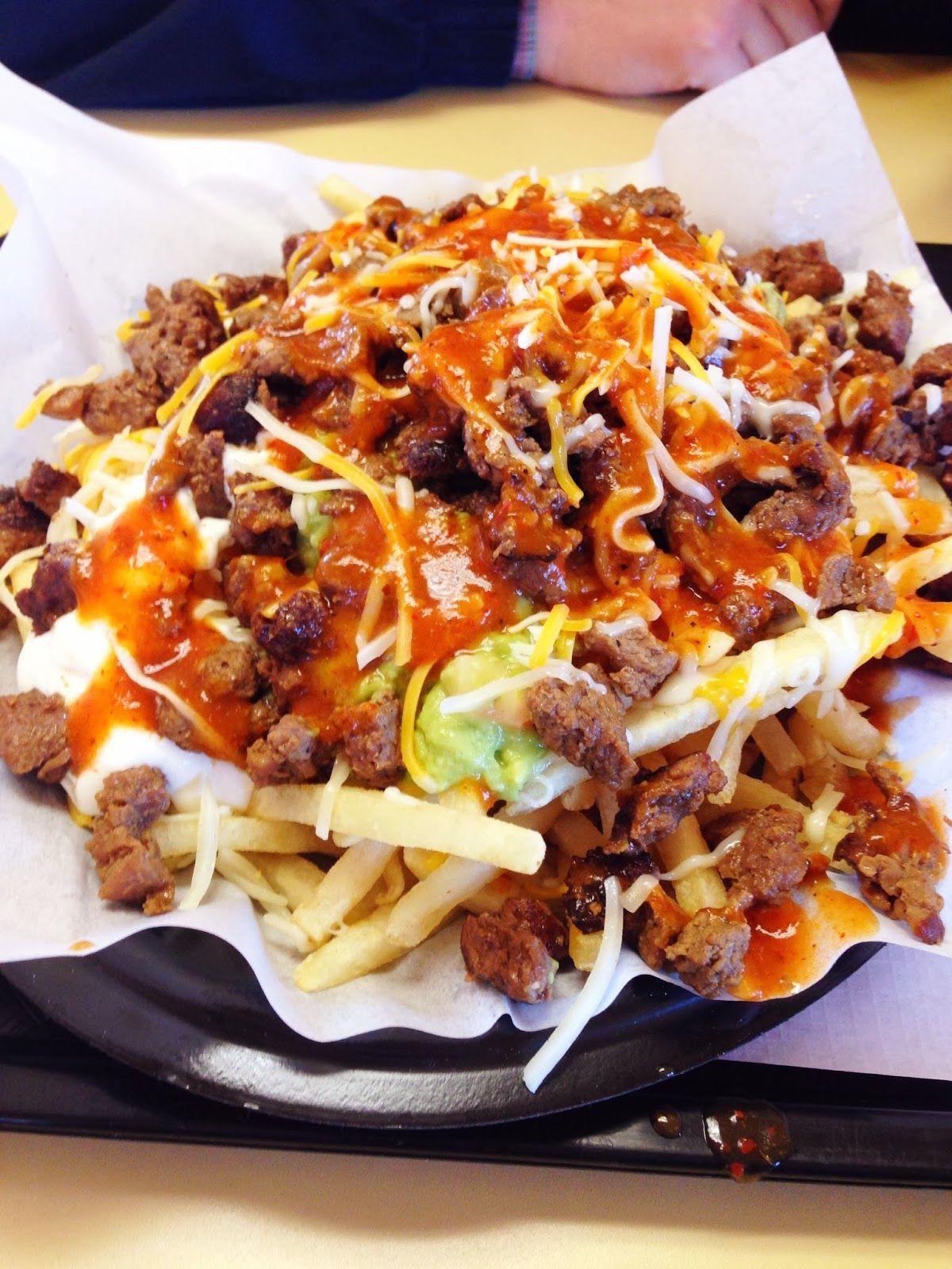 Carne asada fries | Unhealthy food, Yummy comfort food ...