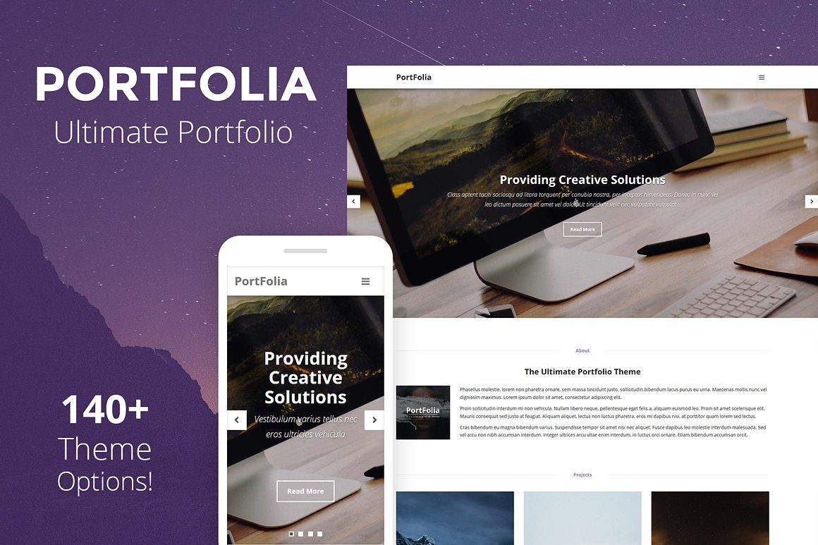 Pencil illustration · creative sketches · website template · wordpress theme · portfolia portfolio tumblr theme perfectpixelformdesign themes themes