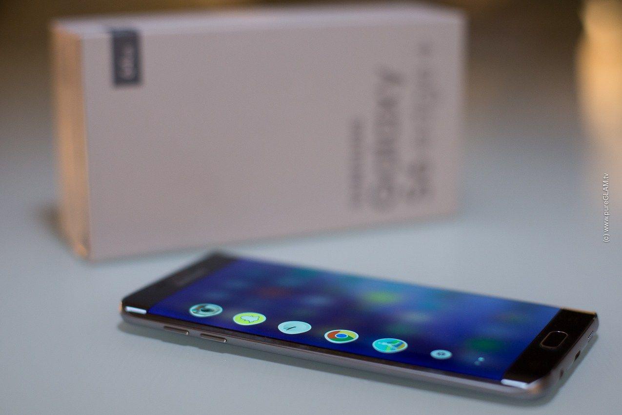 Perfekte Smartphone Grosse Abgerundete Seite S6edge Smartphone Samsung Galaxy Phone Samsung Galaxy