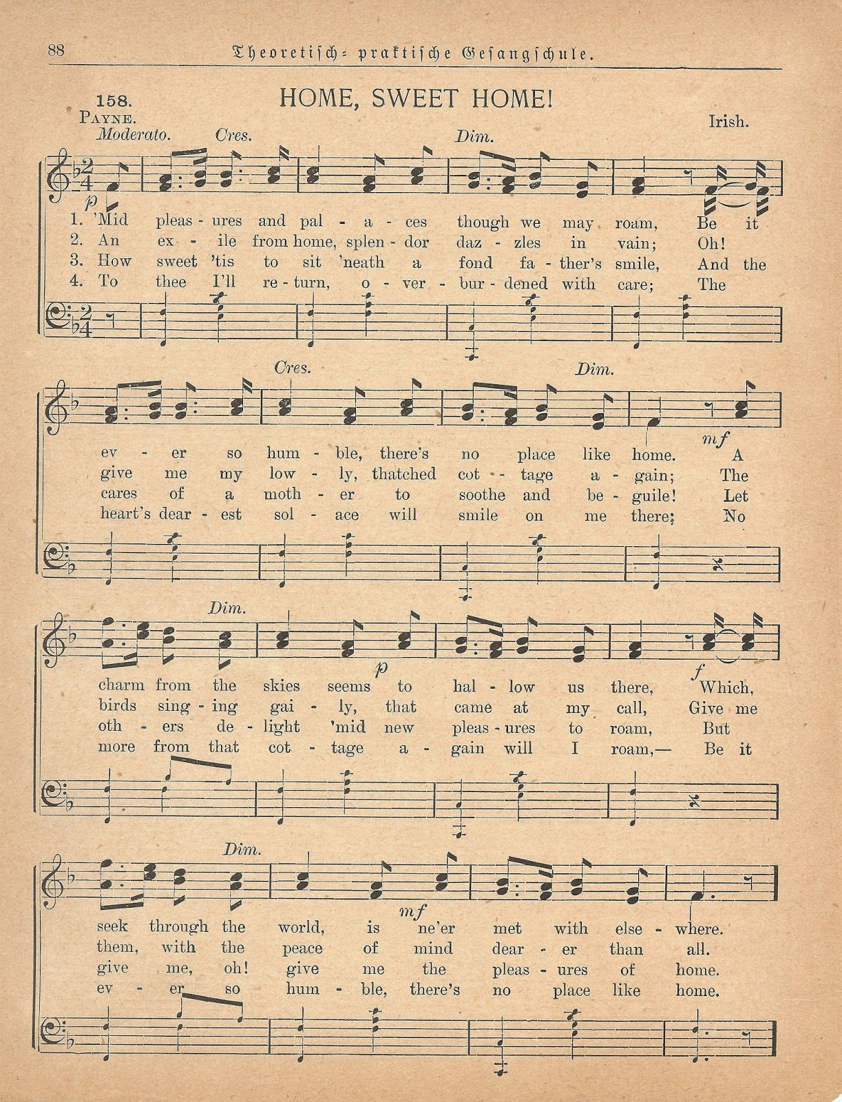 picture about Free Printable Vintage Christmas Sheet Music titled Totally free Printable Audio Framework Web pages Do-it-yourself Tasks