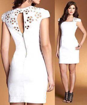11b6d75461 Modelos de Vestidos Justos  Fotos