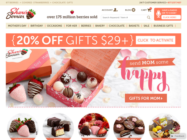 Shari S Berries Deals Shari S Berries Coupons And Deals For January 2021 Berries Chocolate Covered Strawberries Chocolate Basket