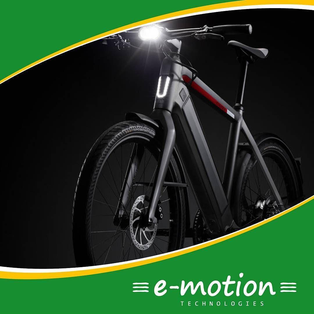 Instagram picutre by @emotion_lenzburg: Wann haben Sie zuletzt gelächelt als Sie auf dem Weg zur Arbeit waren? #ebike #stromer #st2s - Shop E-Bikes at ElectricBikeCity.com (Use coupon PINTEREST for 10% off!)