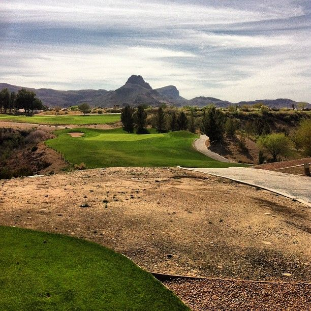 Quarry Pines Golf Resort @ Marana in Marana, AZ. Played 10/14/14