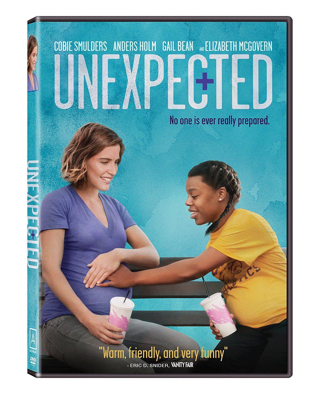 Unexpected (2015) A pregnant highschool teacher