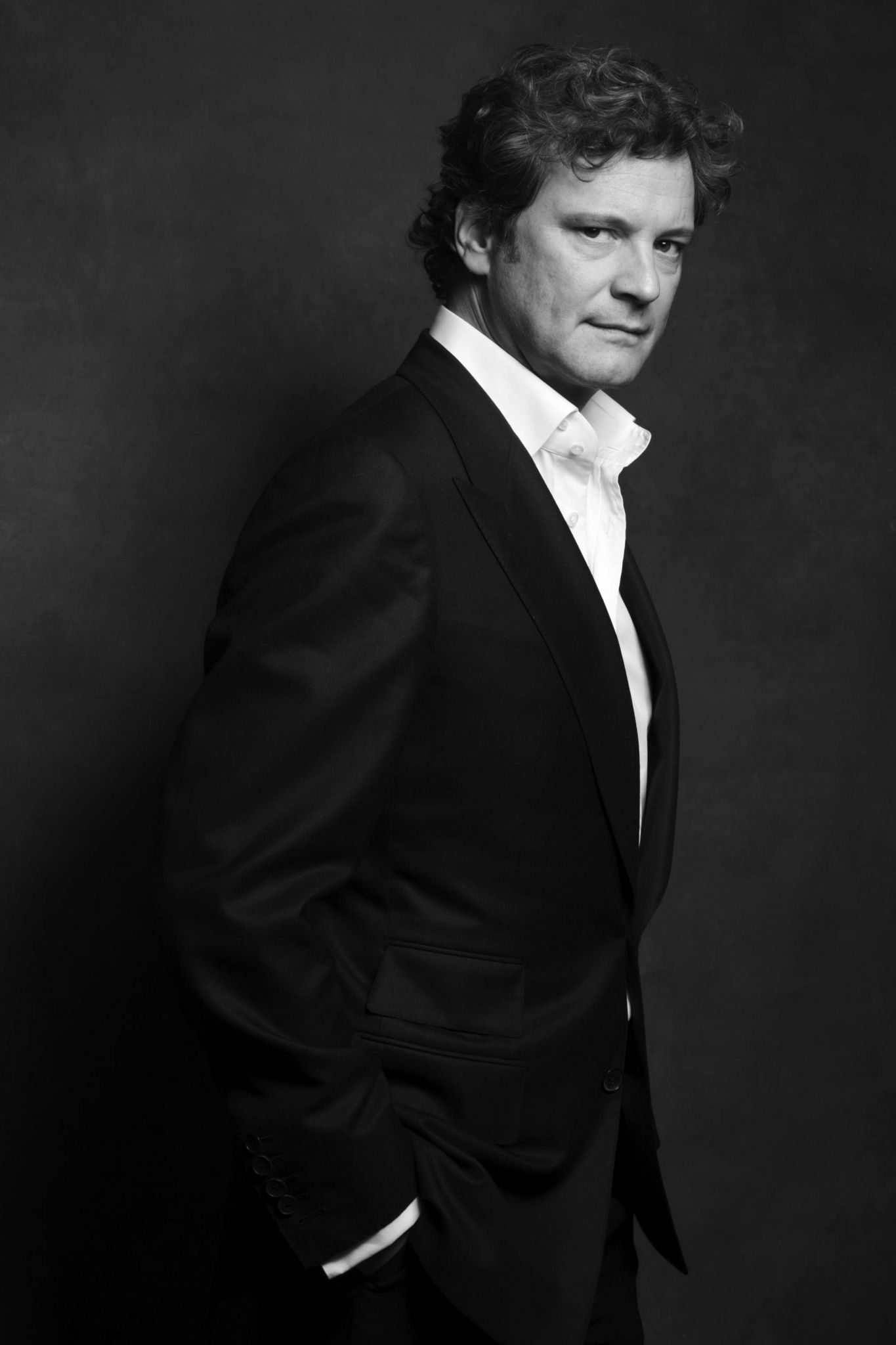 Colin Firth. This has ...