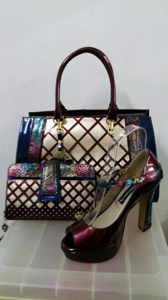 Juego Tatiago en Burgundi   zapatos   Bolsos, Juegos y Zapatos 75687638bf