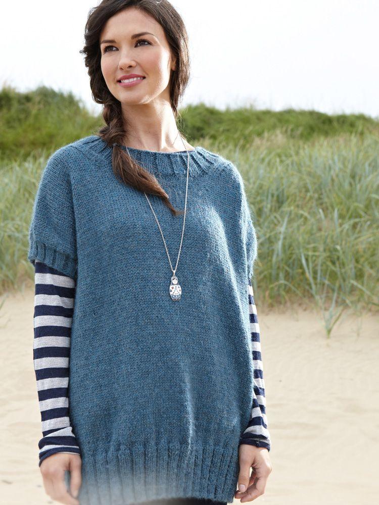 Miski Sweater Free Download Knitting Pattern | Knitting patterns ...